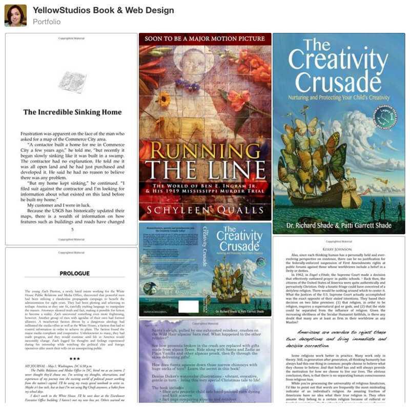 BookDesignPortfolio